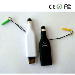 New Boutique U-Disk Carry Touch Pen Custom Logo for Free pictures & photos