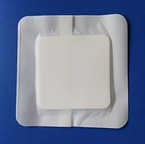 2017 Top Foam Wound Dressing Medical Supply pictures & photos