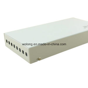 8 Ports Cable Terminal Optical Fiber Termination Box FC St