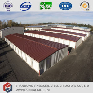 Prefabricated Structural Steel Storage Building pictures & photos