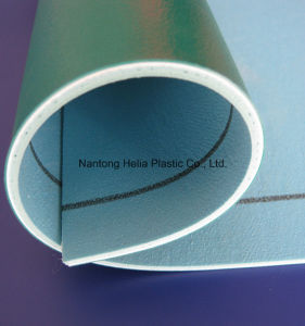 pvc sponge sheet for sports mats(HL42-01) pictures & photos