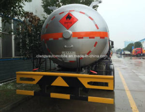 China 24 M3 LPG Tanker 25 Cbm M3 Liquefied Gas Tanker Truck Price pictures & photos