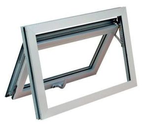 Europe Style Tilt and Turn Aluminum Window