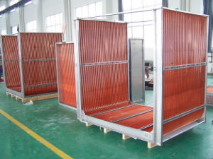 Copper Tube Fin Coil for Refrigeration System pictures & photos