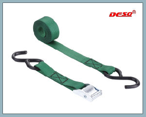 Ajustable Retractable Strap Ratchet Tie Down pictures & photos