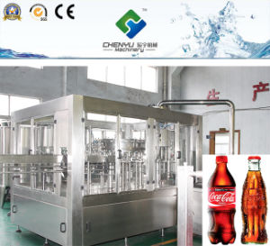 Complete Carbonated Sparking Water Filling Machine pictures & photos