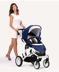 2017 New Design Luxury Baby Stroller With European Standard pictures & photos