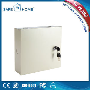 PSTN Metal Box Rechargeable Battery Backup GSM Alarm System (SFL-K2) pictures & photos