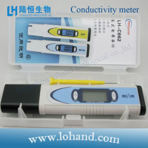 Hangzhou Lohand Factory Direct Selling Conductivity Meter (CD-989) pictures & photos