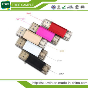 USB 3.0 Type-C 3.1 Pendrive 64GB USB Flash O USB Flash Type C pictures & photos