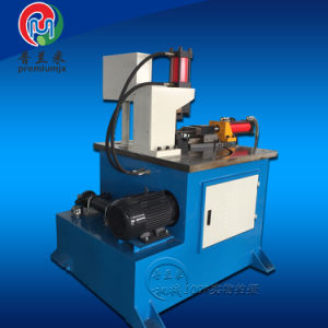 Pipe Particular Shape Machine Plm-CH60 Pipe End Arc Punching Machine pictures & photos