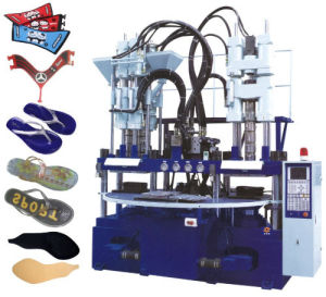 PVC Shoe Upper Making Machine pictures & photos