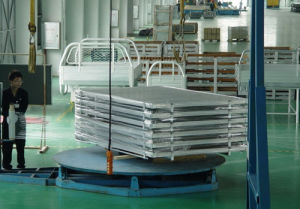 Customized Aluminium Profile for Tray Body with ISO9001 Certificated pictures & photos