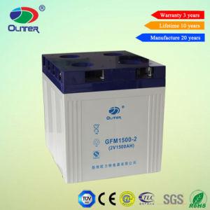 Sealed Lead Acid Battery Solar Battery UPS Battery 2V 1500ah