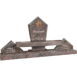 American Style Granite Bench Memorial Monuments pictures & photos