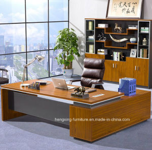 Big Size Office Furniture Square Design Modern Executive Table (HX-NCD193) pictures & photos