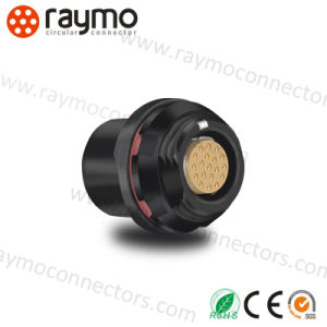 Raymo Fischers M14 12pin Waterproof Connector IP 68 Electrical Connector in 1031 Series pictures & photos