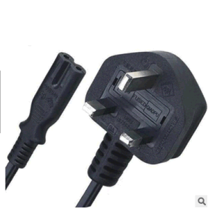 UK Power Cord Plug and Socket, 3 Pins pictures & photos