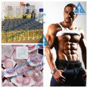 Top Quality Trenbolone Hexahydrobenzyl Carbonate Parabolan with Safe Shipping pictures & photos