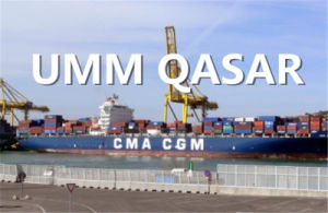 Qingdao to Umm Qasar Shipping by Ocean FCL pictures & photos