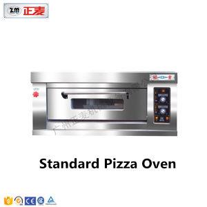 1 Door and 2 Trays Gas Stainless Steel Door Deck Oven (ZBB-102M) pictures & photos