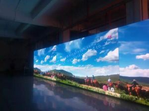 P4 indoor rental stage event show LED display screen pictures & photos