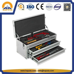 Aluminum Portable Tool Chest with 2 Drawers (HT-1227) pictures & photos
