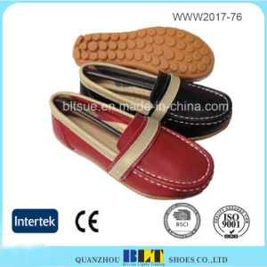 Wholesale New Design Casual Loafer Shoes for Women pictures & photos