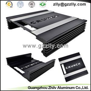 Building Material Aluminum Profiles Heat Sink/Auto Part Radiator pictures & photos