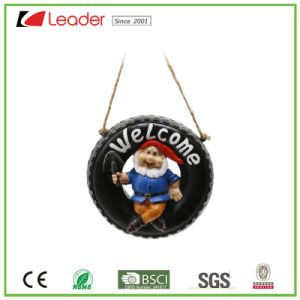 Hot-Sales Polyresin Dwarf Statue for Home Decoration and Garden Ornaments pictures & photos