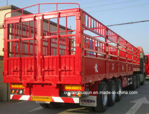13 Meters Stake Warehouse Column Semitrailer pictures & photos
