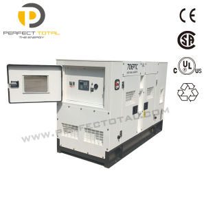 Silent Famous Brand Engine Diesel 20kw Generator pictures & photos