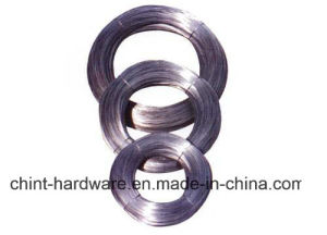 Galvanized Iron Wire 8# pictures & photos
