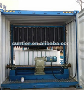 Block Ice Machine with Brine Water Tank pictures & photos