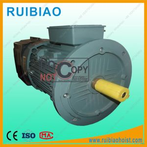 Gjj Use Qualified Construction Building Hoist Motor pictures & photos