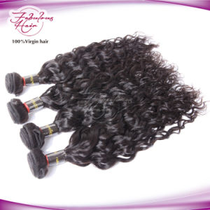 100% Virgin Hair Natural Wave Brazilian Hair pictures & photos