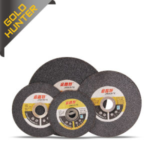 Jinxinte High Quality Ultrathin Cutting Wheel 125 pictures & photos