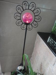 Home Decoration Metal Solar Light pictures & photos