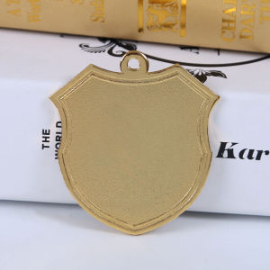 Supplier Custom Blank Insert Sticker Medal pictures & photos