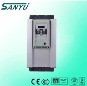 Sanyu 2017 New Developed Built-in Bypass Motor Soft Starter Sjr2-3005 pictures & photos