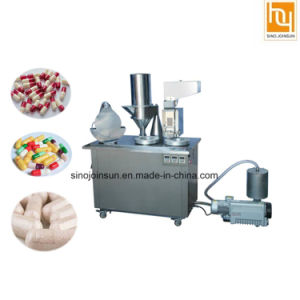 Cgn208-D Semi-Automatic Capsule Filling Machine pictures & photos
