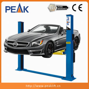 9000lb Capacity Single Point Lock Release Lift for Automotive Maintance (209) pictures & photos