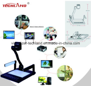 Teaching Equipment Desktop Visualizer with HDMI and VGA pictures & photos