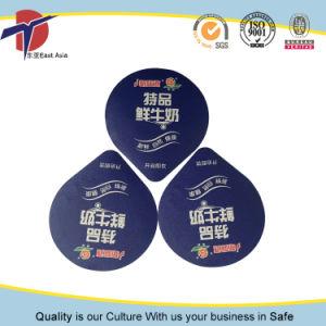 Aluminium Sealing Foil Lids for Yogurt Cup pictures & photos