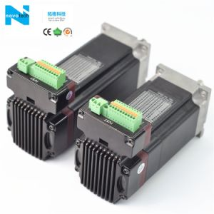 Electric High Speed Compact Servo Motor Manufacturers pictures & photos