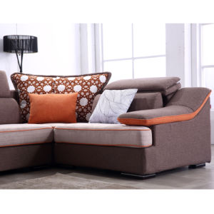 New Design Home Furniture Modern Fabric Sofa (FB1150) pictures & photos