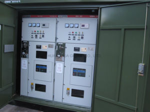 Xgn66-12 Metalclad AC Indoor Enclosed Switchgear pictures & photos