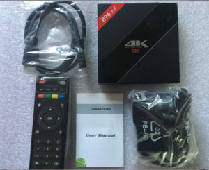 OEM Popular Smart TV Set Box, Bluetooth 4.0 Wi-Fi Supported and Kodi Pre-Installed pictures & photos