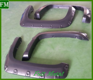 ABS Wheel Arch Fender Flares Accessories for Chevy Silverado 2009 2010 pictures & photos