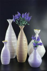 Hot Selling Handmade Fashion Ceramic Vase pictures & photos